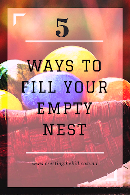 When the nest feels too empty, it's time to look at ways to refill it - here's five suggestions to get you started.