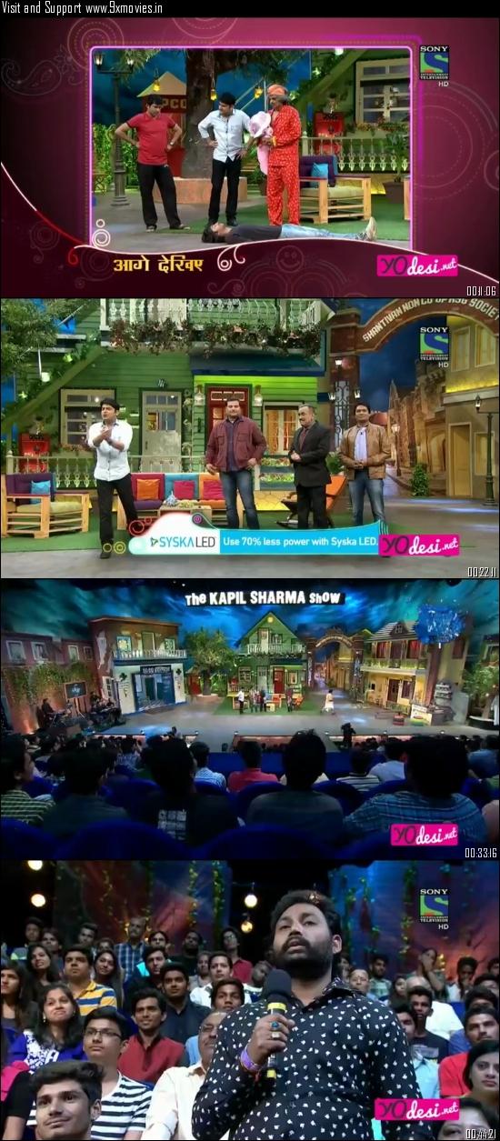 The Kapil Sharma Show 29 May 2016 HDTV 480p