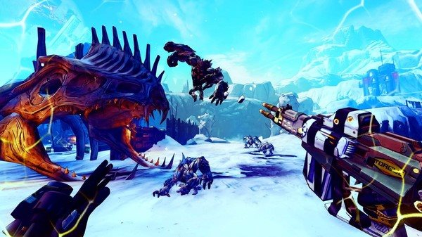 Borderlands 2 VR [Realidad Virtual] (2019) PC Full Español