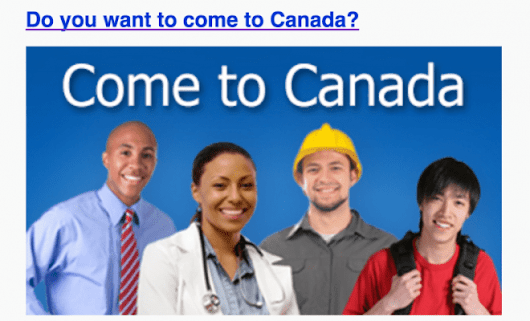 Immigration To Canada: Do you want to Live, Work & Study In Canada? - Apply for Canada Visa