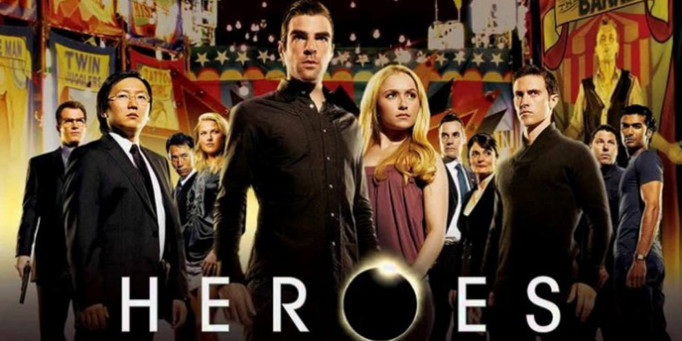 Heroes 4 | Descarga Series en HD y Full HD [Latino]