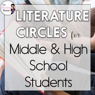 In literature circles, small groups of students gather together to discuss a piece of literature in depth. In this #2ndaryELA Twitter chat, middle school and high school English Language Arts teachers discussed how they select novels to use. Teachers also shared popular themes for connecting novel choices. Read through the chat for ideas to implement in your own classroom.