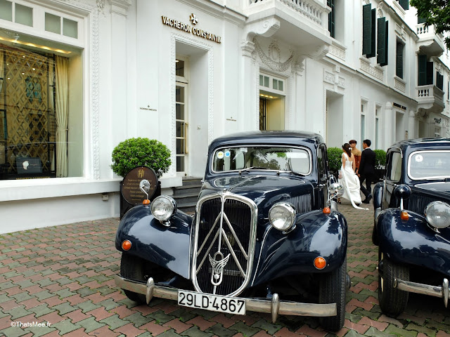 sofitel legend hanoi colon indochine hanoi vietnam voiture de collection