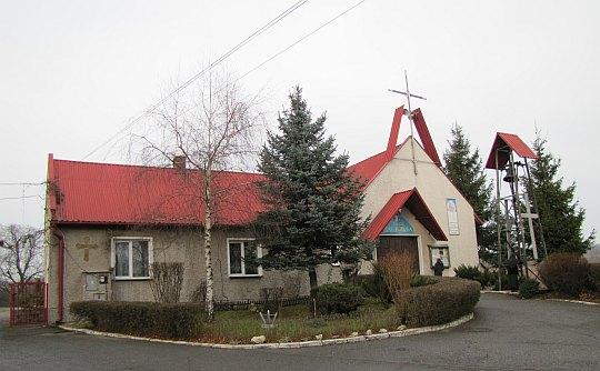 Kościół św. Brata Alberta w Mnikowie.