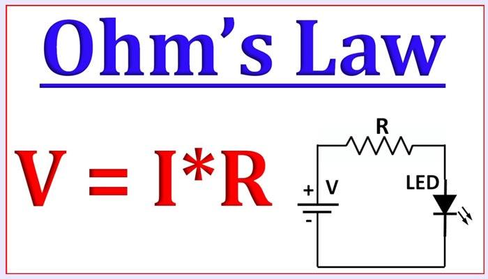 Ohm's law in Hindi ओम का नियम किसे कहते हैं?