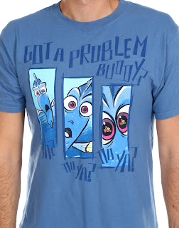 dory problem buddy men's tee disney parks