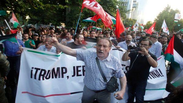 Palestina alerta que no retomará diálogo con Israel hasta que Trump se retracte