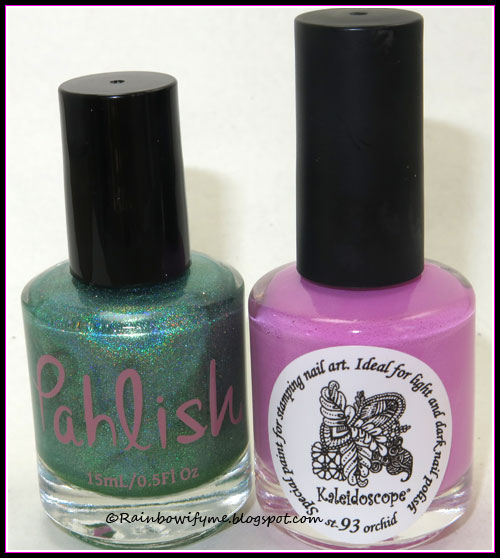 Pahlish ~ Seafoam