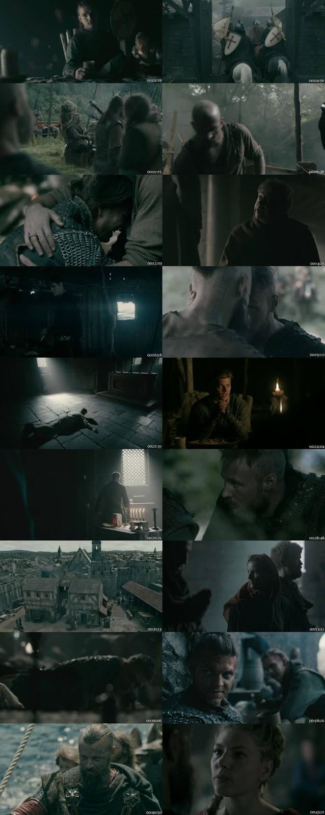 Vikings S05E01 370MB WEBRip 720p ESubs