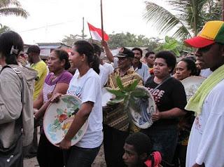 Tradisi Ararem Papua