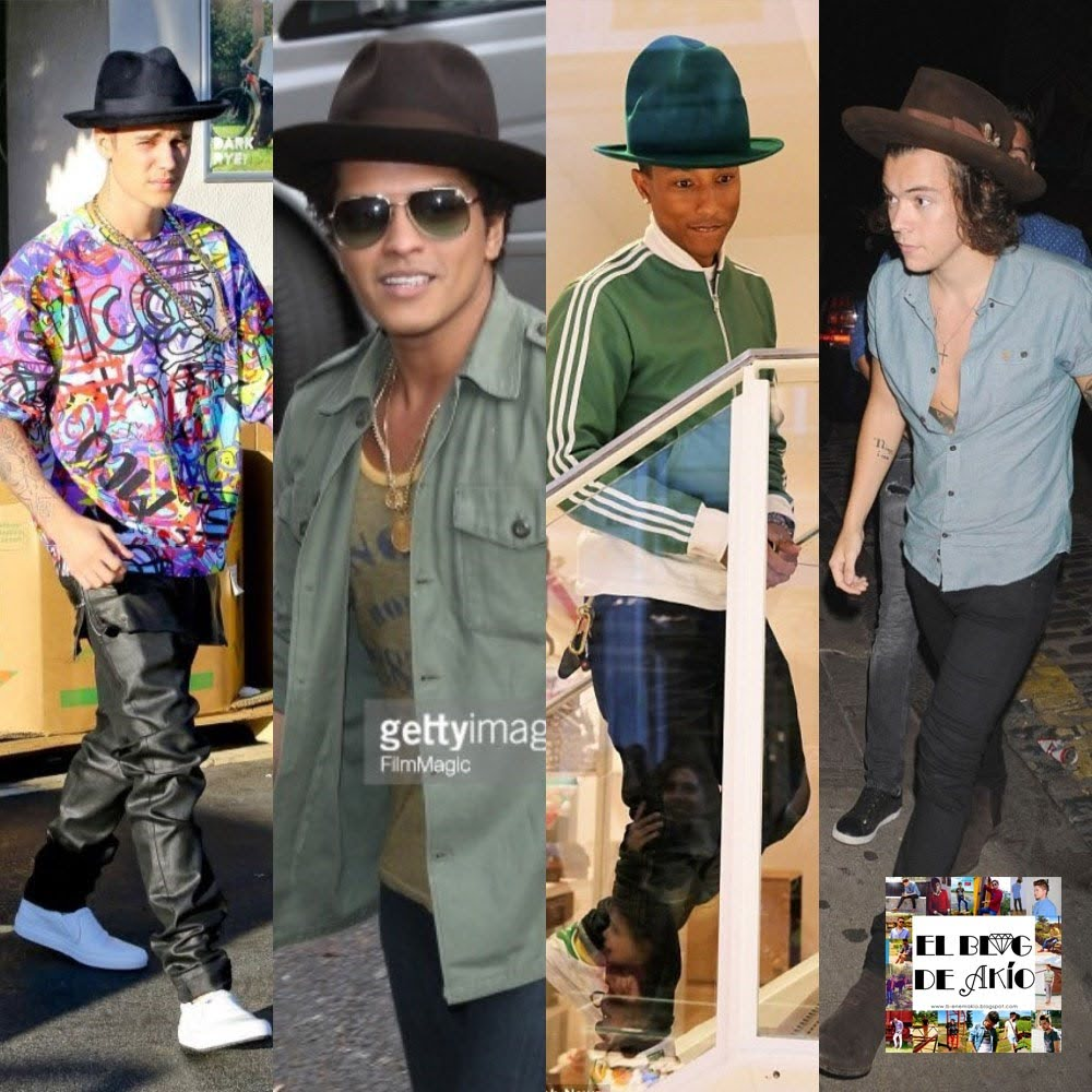Los 8 sombreros más usados en el mundo de la moda  58ca48247fc71