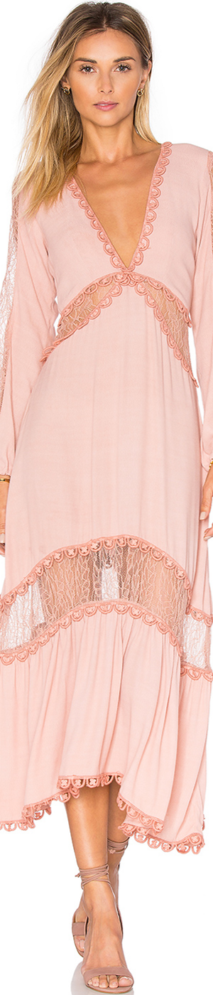 FOR LOVE & LEMONS Lilou Dress