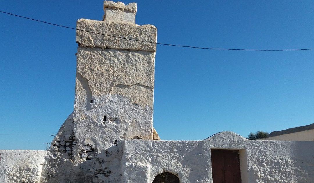 """وزارة الأعرج تقرر إدراج مسجد """"ترغة"""" التاريخي ضمن قائمة التراث الوطني"""