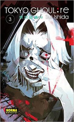 Tokyo Ghoul:re 3 PDF