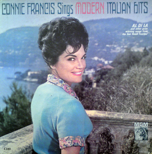 heartbreak hotel connie francis sings modern italian hits