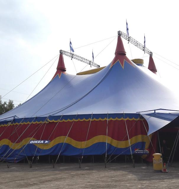 Visit Sirkus Finlandia