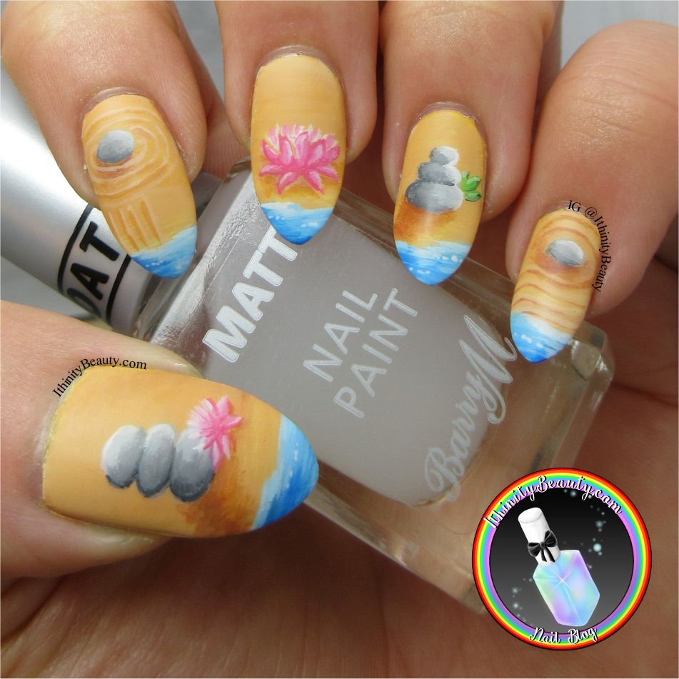 I Had Big Hopes For This Nail Art But The End Result.. Hrrm. Not Quite What  I Was Picturing. I Seem To Be Going Through One Of Those Awkward  Unsatisfied ...