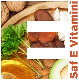 Saf E Vitamini Nedir