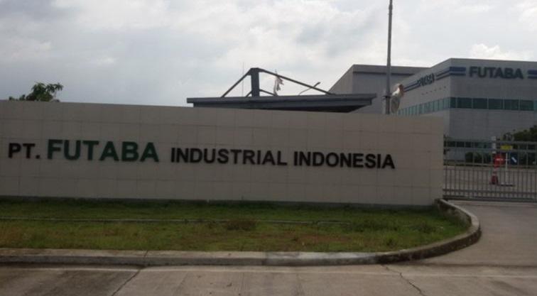 Loker Via Email | Kawasan Industrial Deltamas Cikarang | PT.FUTABA INDUSTRIAL INDONESIA