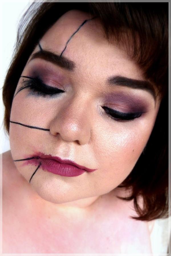 Imperio Zauberspruch Makeup an Fäden