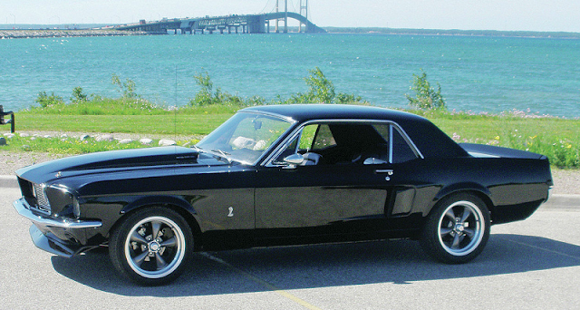 9 Mobil Sport Termurah Mustang Coupe
