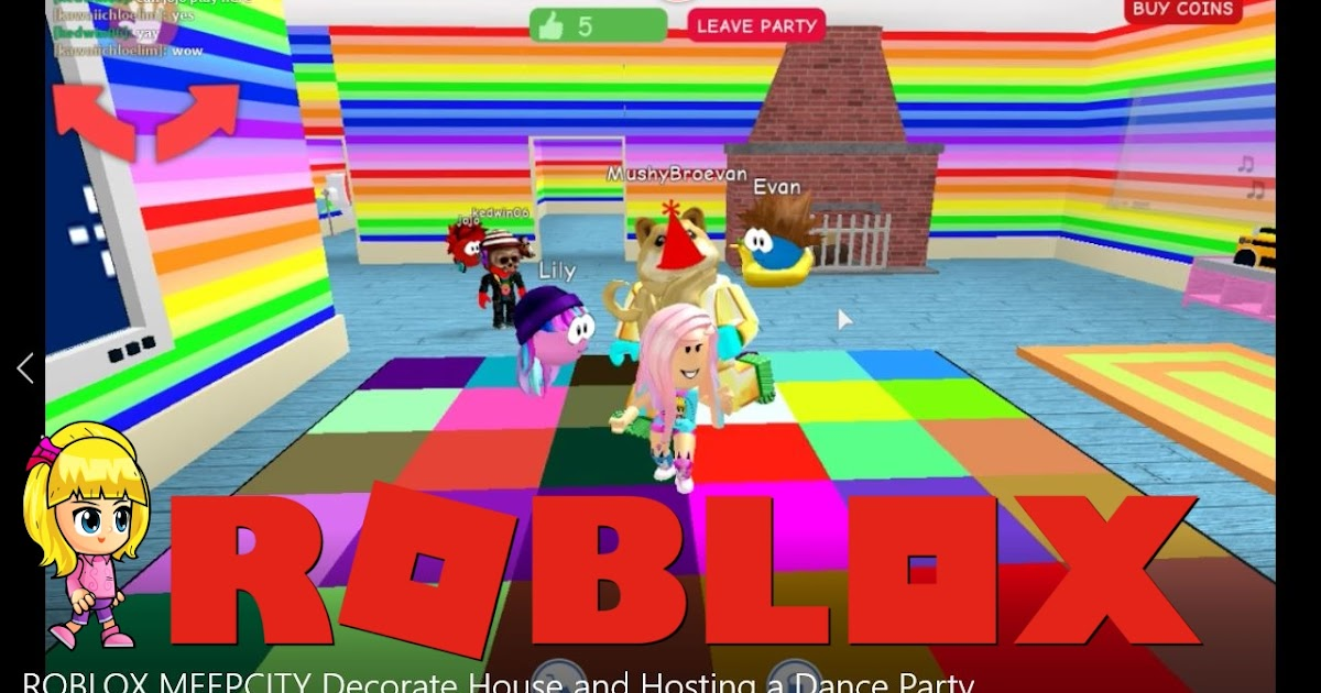 roblox meepcity gameplay