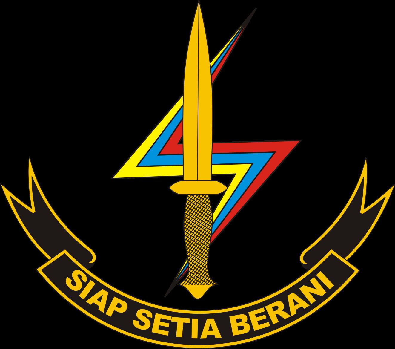 logo detasemen khusus 81 gultor kumpulan logo indonesia
