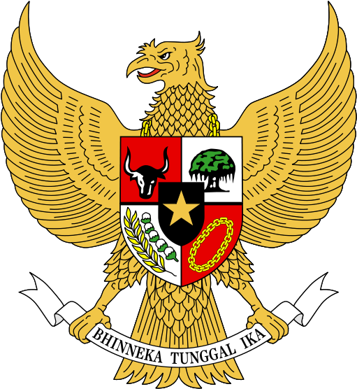 Gambar Burung Garuda Pancasila  GAMBAR BURUNG HIAS
