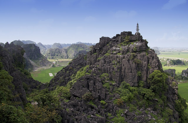 "Mua Cave - ""Great Wall"" in Vietnam 3"