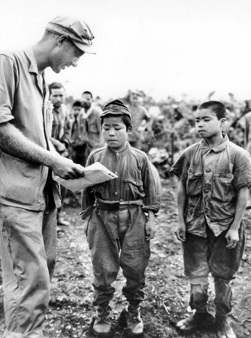 Japanese Soldiers Okinawa worldwartwo.filminspector.com