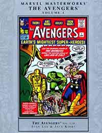 Marvel Masterworks: The Avengers