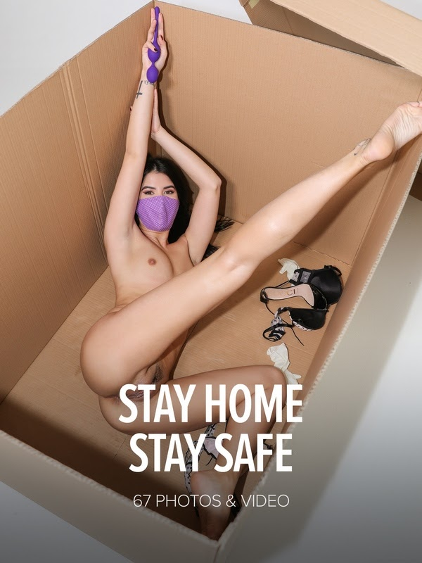 [Watch4Beauty] Lady Dee - Stay Home Stay Safe sexy girls image jav