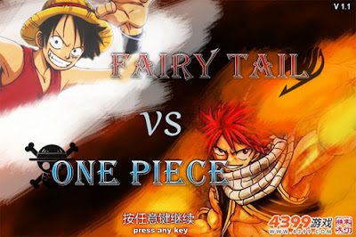 One Piece vs Fairy Tail MOD APK + OBB for Android