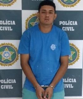 Acusado de assaltar bancos no Maranhão é preso no Rio de Janeiro