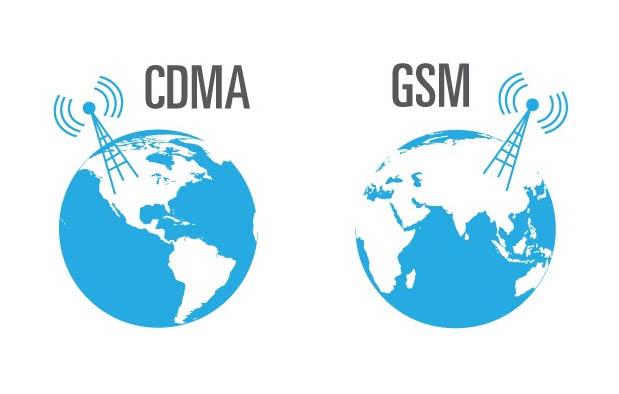 Perbedaan GSM dan CDMA
