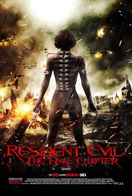 Film Resident Evil: The Final Chapter ( 2016)