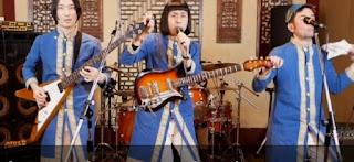 Έπος! Ιάπωνες τραγουδούν τα «Καγκέλια»