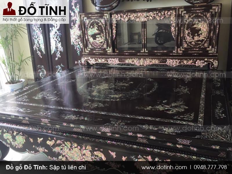 Điểm danh 5 mẫu sập gỗ cao cấp Nam Định đẹp nhất 2018