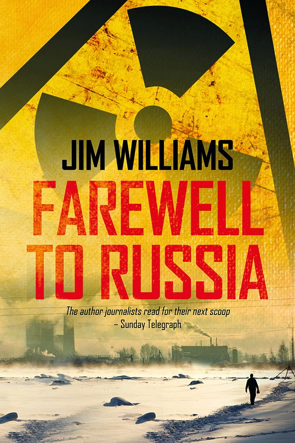 Farewell to Russia by Jim Williams