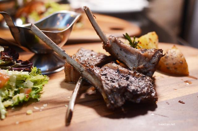 Lamb Cutlet - RM48