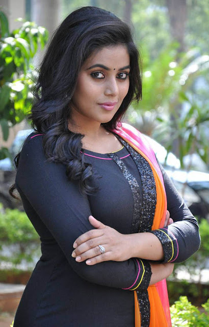 Poorna Stills at Rajugari Gadi Pressmeet