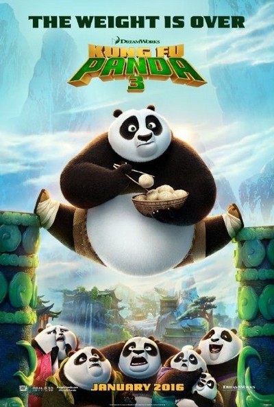 Kung Fu Panda 3 HC