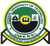 FUTO registration guidlines for Freshmen/New students as released by the registrar/Senate secratary