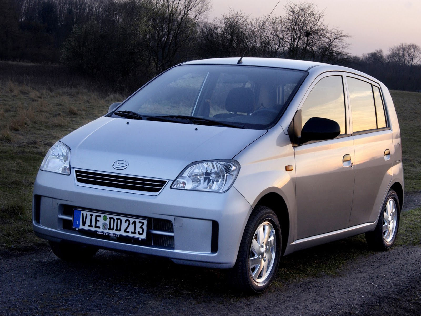 Daihatsu Cuore, L251, mały samochód