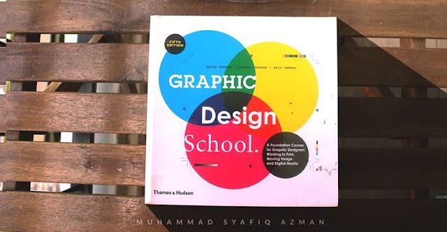 Ulasan Buku Graphic Design School