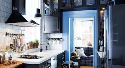 Cara Memilih Lemari Untuk Dapur yang Tepat