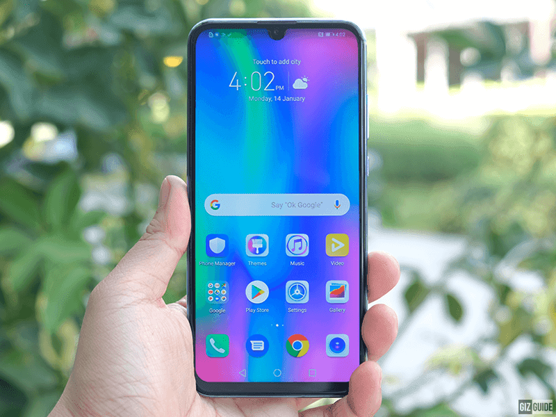 Honor 10 Lite with affordable price tag goes official in the Philippines