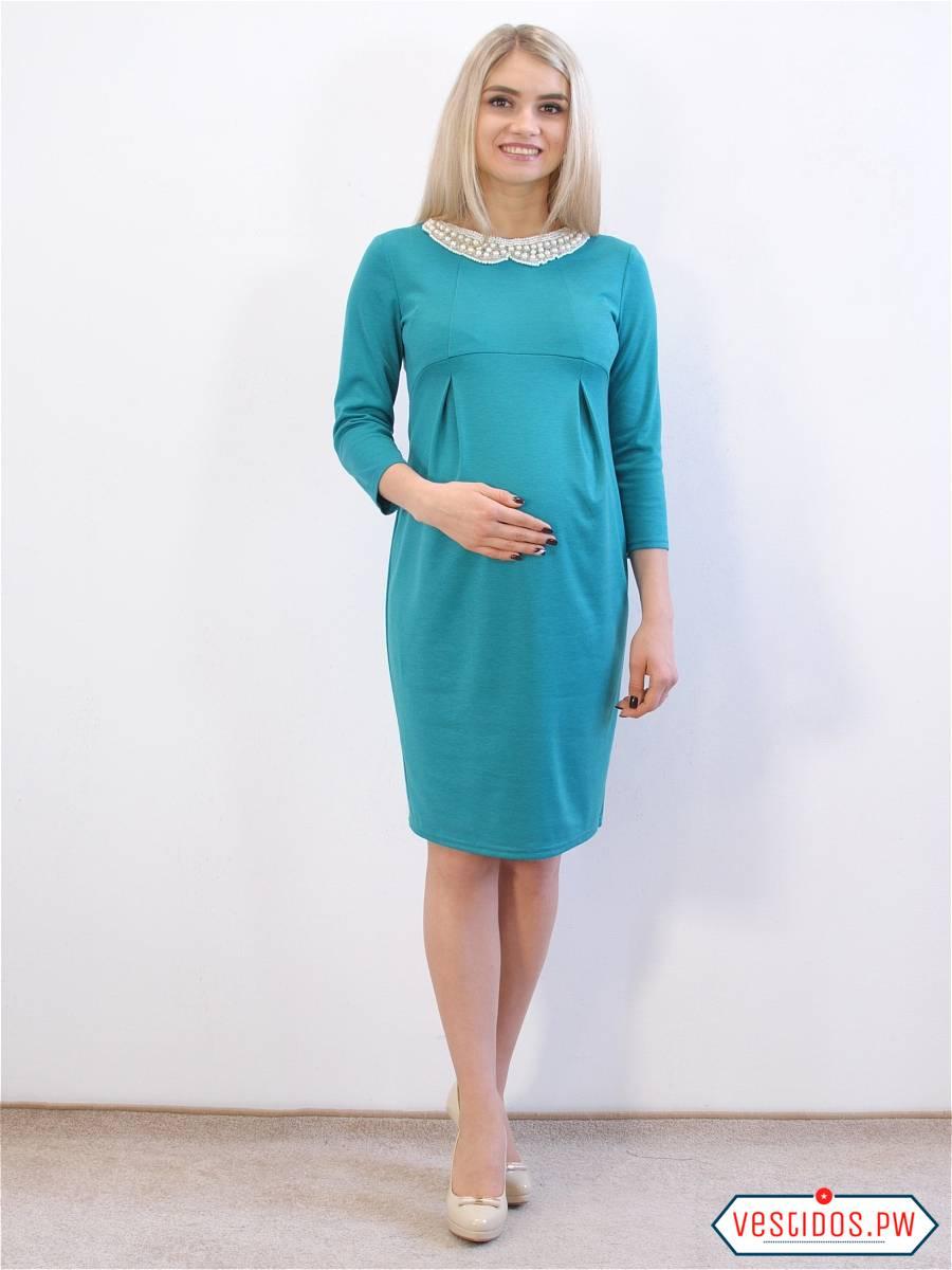 Mas de 65 Ideas de Vestidos para Embarazadas ¡Modernos y SUPER ...