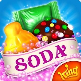 Candy Crush Soda Saga Mod v1.87.11 Apk Lives / Unlocked