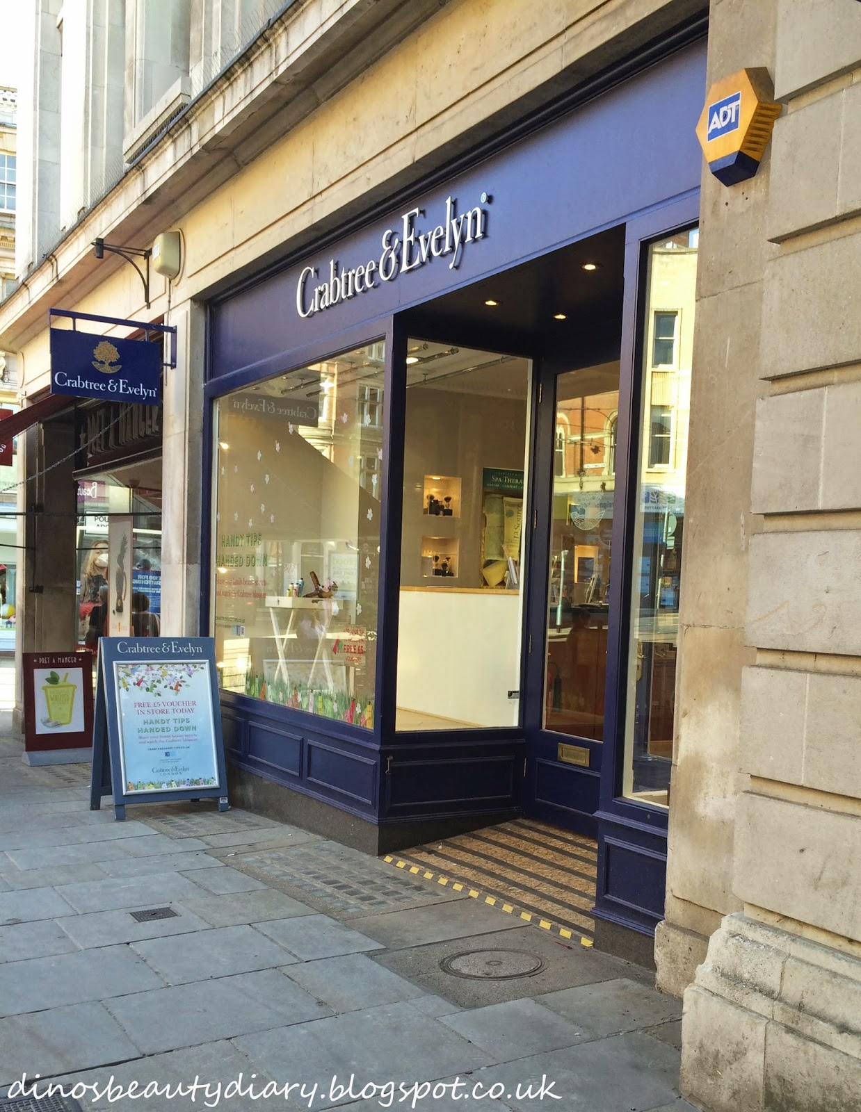Crabtree & Evelyn 'Handy Tips' Event - Nottingham | Em's Editorial